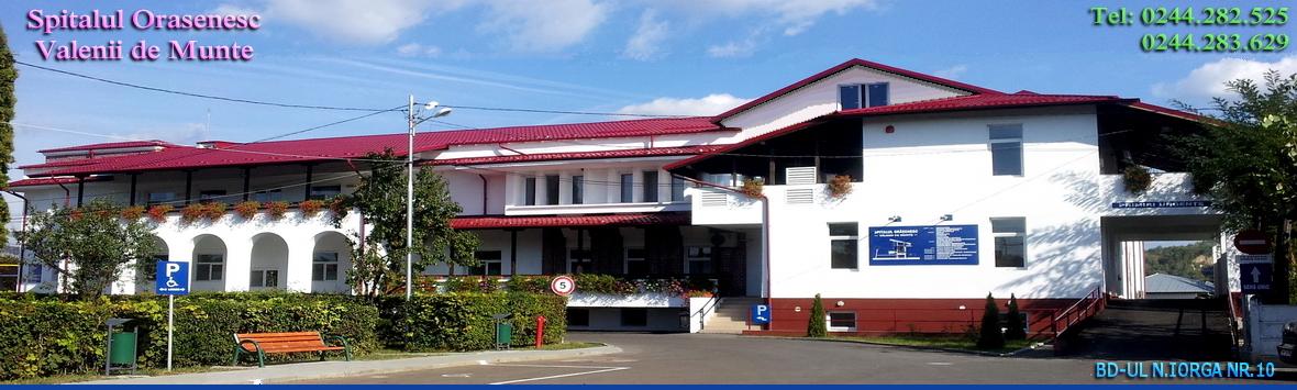 Spitalul Orasenesc Valenii de Munte